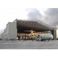 Wholesale Wide Span Multi Storey Hangar Steel Structure Concrete With Steel Piping Truss from china suppliers