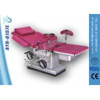 Buy cheap Hydraulic Manual Multifunction Obstetric Delivery Bed / Table from wholesalers