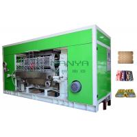 Wholesale Rotary Recycle Paper Pulp Molding Pulp Egg Tray Making Machine With 8 Sides from china suppliers