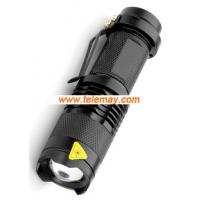 Wholesale Best price led flashlight aluminium led mini flashlight from china suppliers