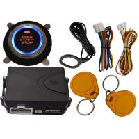 Wholesale Remote Car Engine Start Stop System By Alarm Remote Control RFID Arm Or Disarm Car Engine from china suppliers