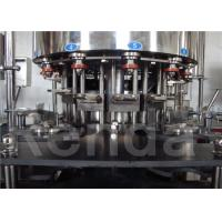 Wholesale Electric Automatic Liquid Filler Equipment , CE ISO Industrial Filling Machine from china suppliers