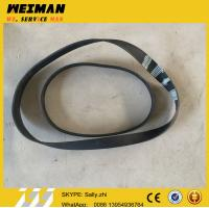 Wholesale SDLG orginal belt, 4110001015025, SDLG spare parts  for SDLG wheel loader LG956L from china suppliers