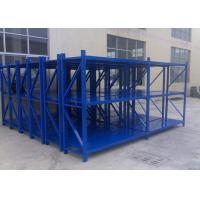 Wholesale Light Duty Storage Rack For Industrial Use , Pallet Rack Storage Systems from china suppliers