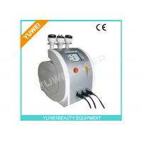 Wholesale 3 in 1 Cavitation RF Machine for Fast Slimming and Lipo Burning , Tripolar RF handpiece from china suppliers