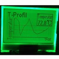 Wholesale COG Graphic LCD Module LSMC12864 with Green Backlight from china suppliers