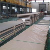 Wholesale Structure Application Stainless Steel Floor Plate 304 316L 321 310S Hot Rolled 1D Finish from china suppliers