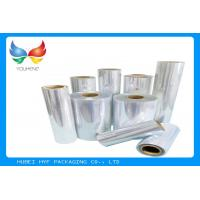 Wholesale 18 ~ 50 Mic PET Release Film Polyester Siliconized Films Liner For Advertising Materials from china suppliers