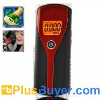 Wholesale High Accuracy Alcohol Breathalyzer with LED Display from china suppliers