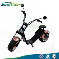 Wholesale LCD screen 1000W Power 2 Wheel Electric Scooter with CE mark mirror , 50KM Max Speed from china suppliers