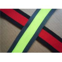 Wholesale Custom Embroidered Woven Jacquard Ribbon for Bags , Garment , Home Textile from china suppliers