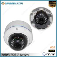 Wholesale Security CMOS 2.0 Megapixel Vandalproof IP Camera POE Module from china suppliers
