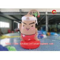 Buy cheap PVC HD Inkjet 2m Height Inflatable Cartoon Characters Advertising Inflatable Products from wholesalers