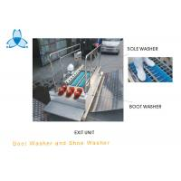 Wholesale Commercial SS304 Boot And Sole Cleaning Machine Brush Tool For Pharmacy from china suppliers