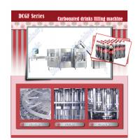 Wholesale 3KW DCGF32-32-8 Carbonated Drink Filling Machine 200ml to 2500ml from china suppliers