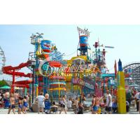 Wholesale Commercial Holiday Resort Aqua Playground Water Park Equipment For Water Theme Park from china suppliers
