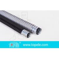 Wholesale Electrica Grey Galvanized Steel PVC Flexible Conduit And Fittings from china suppliers