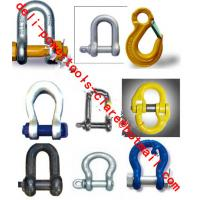 Wholesale D-Shackle shackle& Bow Shackle from china suppliers