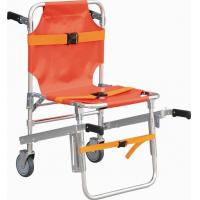 Wholesale Patient First Aid Aluminum Alloy Emergency Folding Stair Medical Stretcher from china suppliers