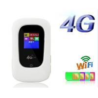 """Wholesale Portable 4G MIFI Router with sim card slot,1.44"""" LCD Screen from china suppliers"""