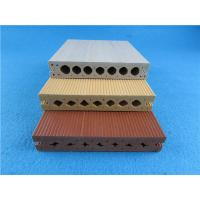 Wholesale Hollow Friendly WPC Composite Decking Groove Environmentally WPC Decking from china suppliers