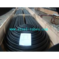 Wholesale U Bend Tube A 556 / 556M Cold Drawn Carbon Feedwater Heater Black Seamless Steel Pipe from china suppliers