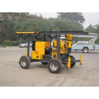 Quality Core Drilling Equipment XY-2B Electric Motor 22KW Φ80mm-Φ520mm Hole Diameter for sale