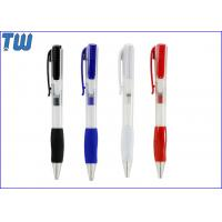 Wholesale Plastic Handwriting Pen 2GB USB Disk Separate Drive Rubber Holding from china suppliers