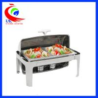 Wholesale Custom Stainless Steell Buffet Food Warmer Chafing Dish For Restaurant from china suppliers