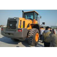 Wholesale High Strength Compact Wheel Loader Front Loader For Construction Industry from china suppliers