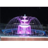 Wholesale Granite Garden Water Sculpture Fountains  304 Stainless Steel For Show In Park from china suppliers