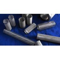 Wholesale Stainless Steel SUS304/304L/316/316L/310s Filter Tube/Filter Cylinder, Perforated and Woven Type from china suppliers