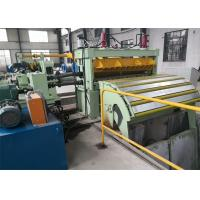 China 25T Stainless Steel Slitting Machine Up To 300 M / Min Coil Thickness 0.3~3.0mm on sale
