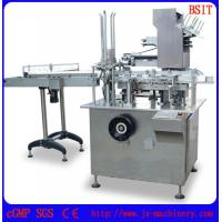 Buy cheap Automatic bottle into box Cartoning Machine (BSM-125P) for various bottle from wholesalers