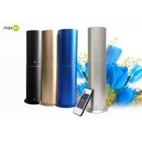 Quality colorful design,Anodized finish Silver silent working with remote control Aromatherapy diffusers for sale