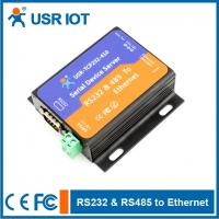 Buy cheap [USR-TCP232-410] Serial RS232 RS485 to Ethernet TCP/IP Server from wholesalers