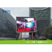 Quality High Definition P6 Advertising LED Board , LED Outdoor Advertising Screens for sale