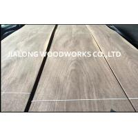 Wholesale Black wood veneer Sliced / Walnut Crown Cut Wood Veneer Sheet With AA grade from china suppliers