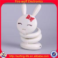 Wholesale Rabit LED Night Light For Kids holidays Carton cute light with LED supplier Fire-wolf Rabbit LED light manufactur from china suppliers