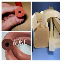 Wholesale Retardant high temperature silicone foam seal from china suppliers