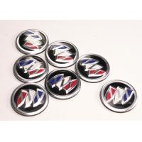 Wholesale Adhesive Sticker Custom Car Emblems And Badges Metal Plate Signs Environment from china suppliers