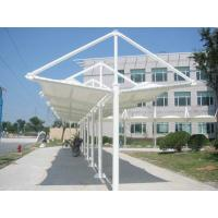 Wholesale Strong Double Side Car Park Canopy , Car Storage Tent Customized Size from china suppliers