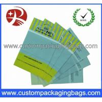 Wholesale Clear Printed OPP Custom Packaging Bags With Header Self-adhesive Material from china suppliers
