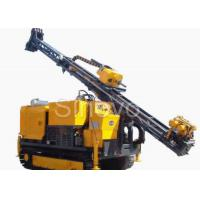 Buy cheap Hydraulic Crawl Diamond Core Drilling Machine , Drilling angle 60° - 90° from wholesalers