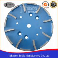 Wholesale 200 mm Grinding Disc Diamond Grinding Tools With Long Life / Precise Balance from china suppliers