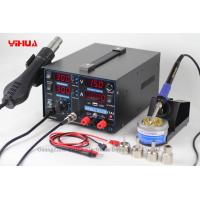 Quality YIHUA 853D 1A 5V USB Interface 3in1 Soldering Station Auto / Manual Conversion Function for sale