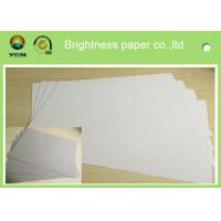 Wholesale Mixed Pulp Duplex Paper Board White Back For Printing Bag Anti Curl from china suppliers