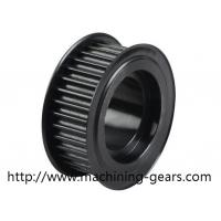 Wholesale Aluminium Alloys Synchronous Belt Pulley , General Drive Synchronous Flat Belt Pulley from china suppliers