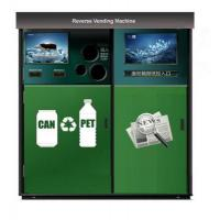 Wholesale Supermarket Intelligent Reverse Recycling Vending Machines For Bottle , Can , Battery from china suppliers