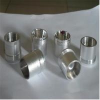 Wholesale Small Pipe Custom Stainless Steel Machined Parts with Thread , CNC Machining Service from china suppliers